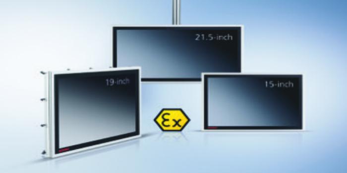 De alta calidad y elegante: Monitor multitáctil para zona Ex 2