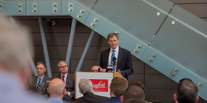Danfoss se prepara para comenzar la producción de módulos de potencia en Nueva York