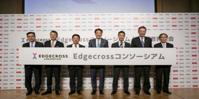 """Advantech se asocia con cinco empresas punteras mundiales y crean el consorcio """"Edgecross Consortium"""" para acelerar el crecimiento de la Industria global 4.0"""