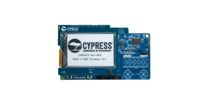 RS Components impulsa el desarrollo temprano del IoT en los últimos microcontroladores PSoC 6, con acceso avanzado al kit PSoC 6 BLE Pioneer de Cypress