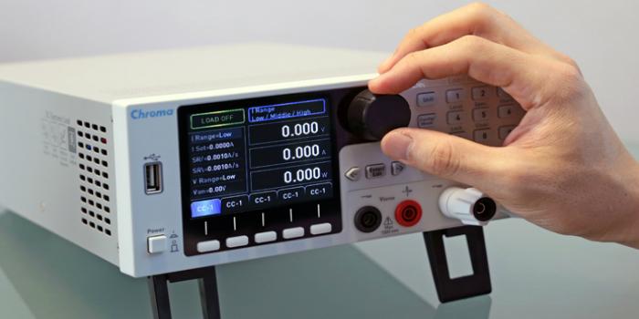 Instrumentos de Medida, S.L. presenta la nueva serie 63000 de cargas electrónicas CC programables Chroma.