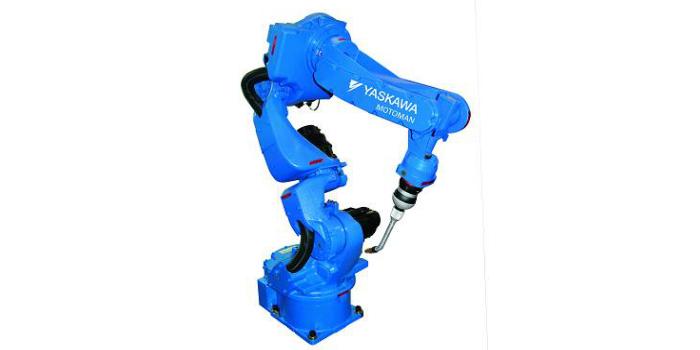 Sistema de soldadura robótica de 7 ejes: ideal para diseños de alta densidad