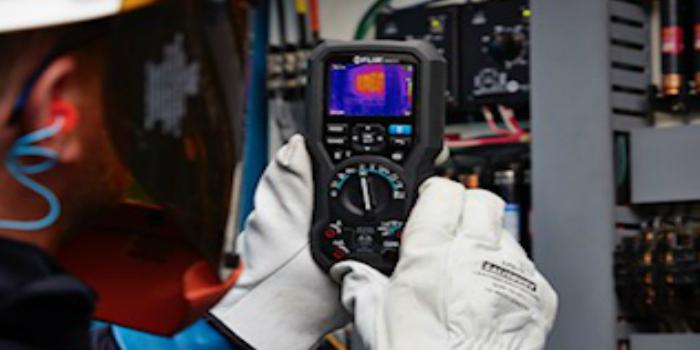 FLIR anuncia el multímetro digital termográfico industrial DM285