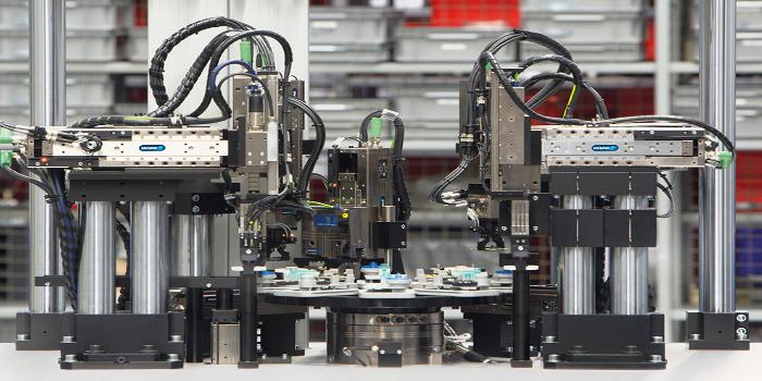 SCHUNK estará presente en la próxima edición de la feria industrial Advanced Factories 2018, como Global Partner.