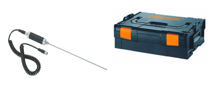 RS Components distribui em exclusivo as câmaras de inspeção visual da Laserliner