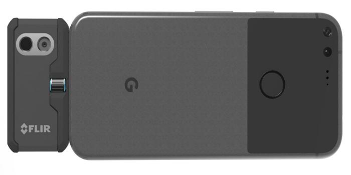 RS Components distribuye la nueva generación de cámaras termográficas FLIR ONE® Pro