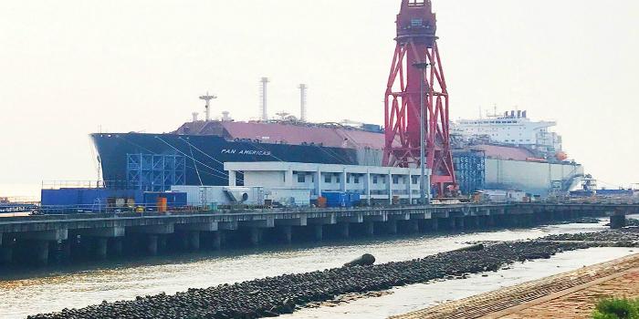 Los pasamuros Roxtec garantizan la seguridad en cuatro nuevos buques metaneros