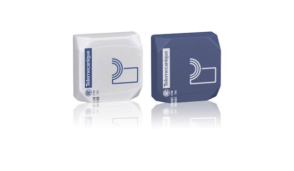 RS Components distribuye los nuevos identificadores RFID de Telemecanique Sensors