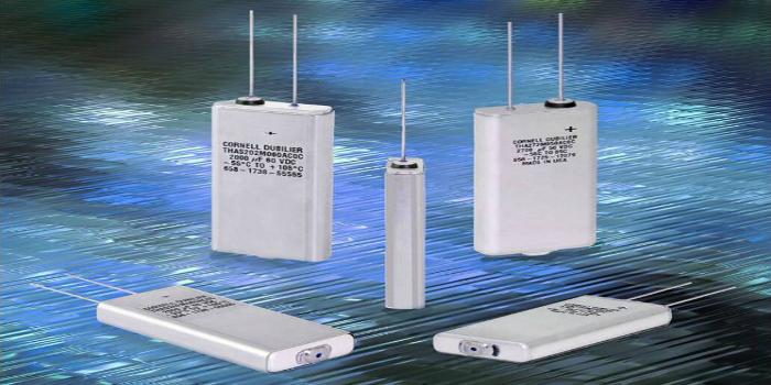Condensadores electrolíticos de aluminio de bajo perfil