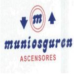 ASCENSORES MUNIOSGUREN