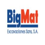 BIGMAT – EXCAVACIONES SANS, S.A.