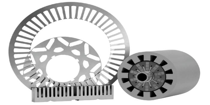 Materiales magnéticos para automoción