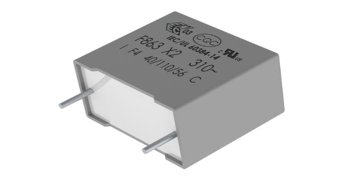 Condensadores de polipropileno metalizado automoción