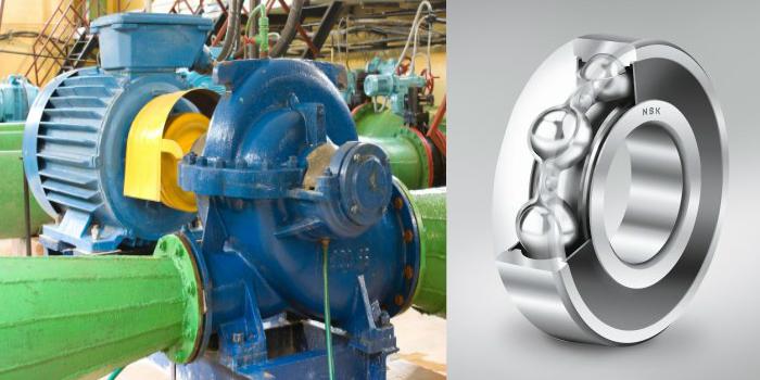 Los nuevos rodamientos para las bombas permiten ahorrar hasta 28.970 € anuales en una planta de energía