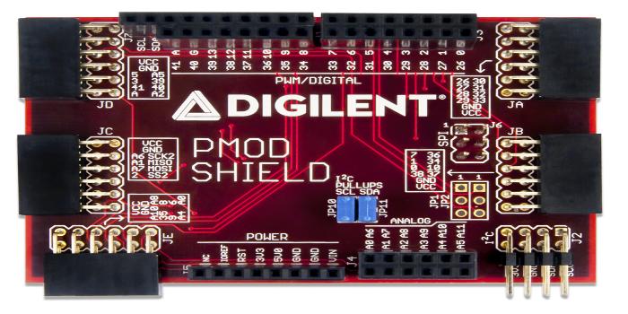 RS Components presenta Pmods™ y protectores tipo Arduino de Digilent para añadir rápidamente más funciones a diseños de prototipos