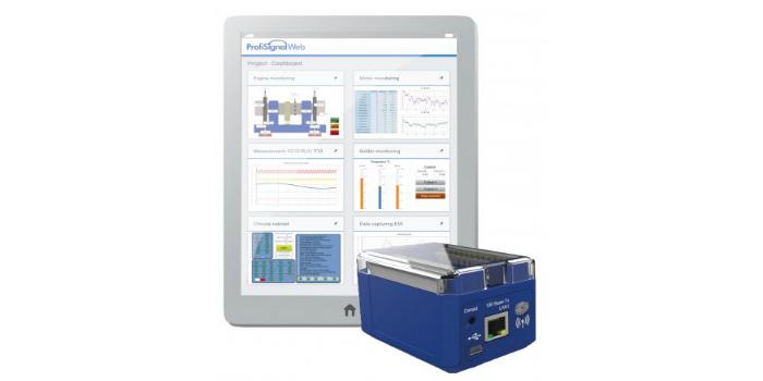 Loggito y ProfiSignal Web – una doble que está revolucionando la tecnología de medición