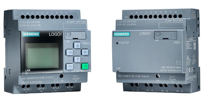RS Components distribui os mais recentes módulos lógicos e inteligentes da Siemens