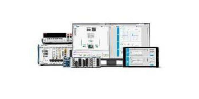 LabVIEW NXG introduce funcionalidad específica para los ingenieros que desarrollan e implementan sistemas de medición y pruebas automatizadas.