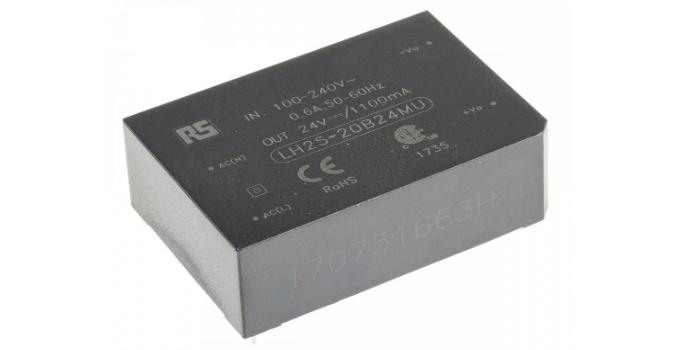A RS Components apresenta duas novas séries de conversores de potência RS Pro