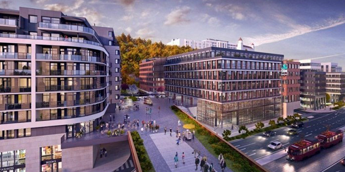 Danfoss revoluciona Nantes con reducciones a gran escala de sus emisiones de CO2