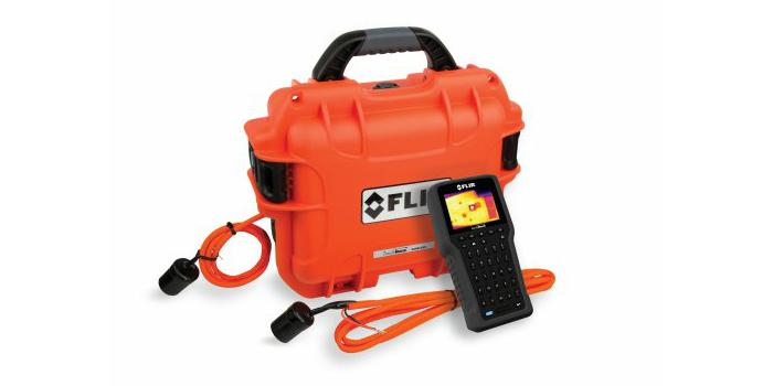 FLIR anuncia la solución de identificación de hormigón intelliRock III con la primera cámara termográfica incorporada del sector