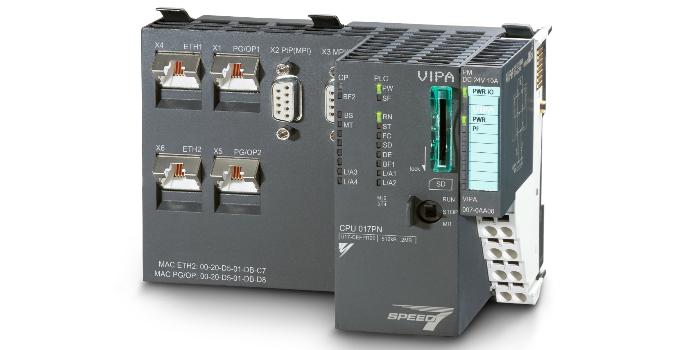 SLIO 017PN – Más memoria y rendimiento en el armario de control