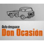 AUTO-DESGUACE DON OCASION