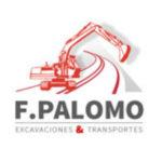 EXCAVACIONES Y TRANSPORTES F. PALOMO, S.L.U.