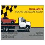 GRUAS ANDRES
