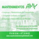 AIMY MANTENIMIENTOS