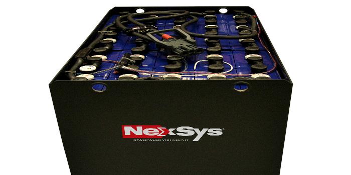 EnerSys amplía su gama de baterías de fuerza motriz NexSys® para beneficiar a nuevos usuarios
