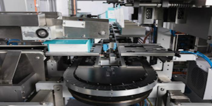 A orientação GFX da Hepco para a Beckhoff XTS fornece uma solução de alta velocidade, de alto desempenho e de baixa manutenção para a indústria de embalagens