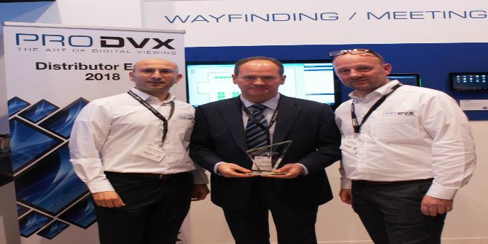 Macroservice y ProDVX consolidan su colaboración en el mercado español