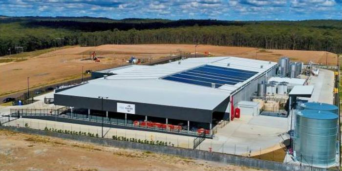 FUCHS inaugura una planta de última generación en Beresfield, Australia