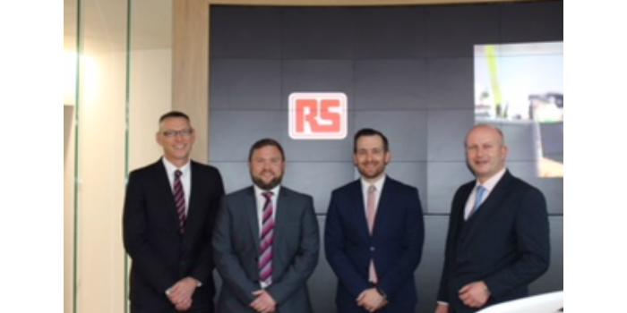 RS Components anuncia un acuerdo con IDEC para acceder a su extensa cartera de componentes industriales