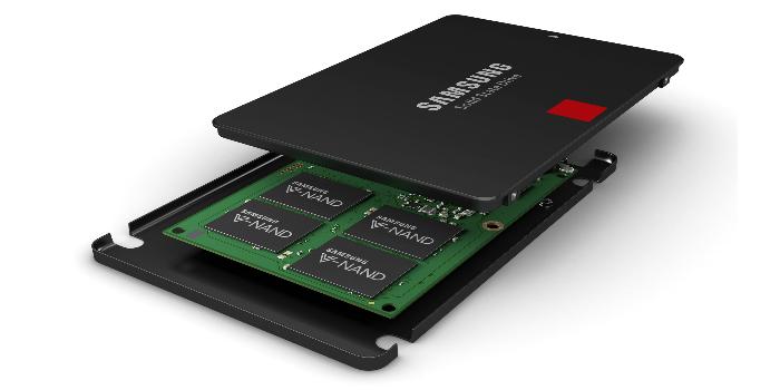 RS Components presenta la nueva serie de unidades de estado sólido de Samsung