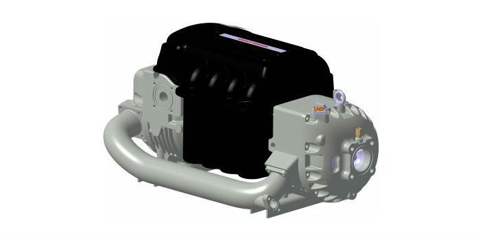 Los compresores de alta capacidad Turbocor® de Danfoss ofrecen eficiencia energética a hoteles y edificios de oficinas