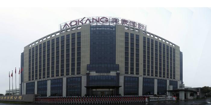 El Crossbelt Sorter vertical de Interroll abre una nueva etapa en el centro de distribución de Aokang
