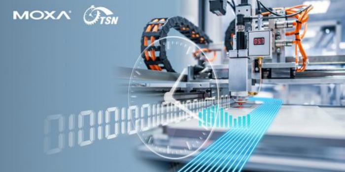 Moxa presenta el futuro de la red Time Sensitive Networking TSN en una infraestructura Ethernet estándar unificada en la feria SPS IPC Drives 2018