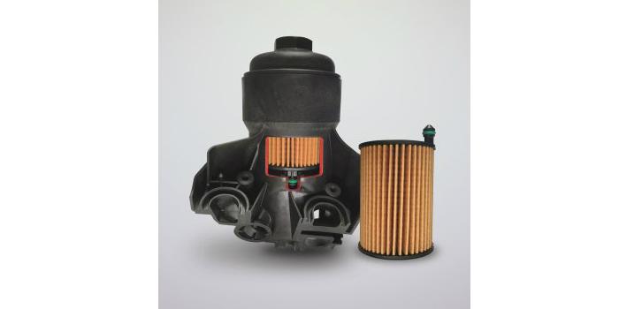 El módulo multifuncional de filtro de aceite de Hengst se usará en los nuevos motores Volkswagen