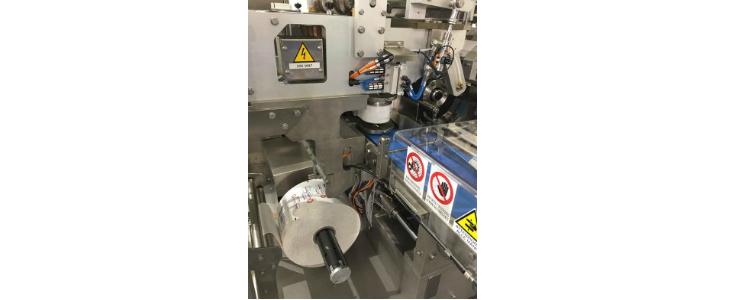 Ing. E. Vezzadini utiliza mototambores de Interroll en sus máquinas de embalaje de mantequilla