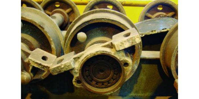 Cambiar a los rodamientos de alto rendimiento de NSK (HPS®) ha permitido ahorrar cerca de 140.000 euros
