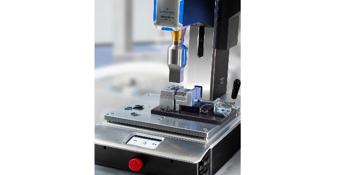 La nueva plataforma de soldadura por ultrasonidos de Emerson da respuesta a los desafíos del ensamblaje crítico de piezas de plástico pequeñas