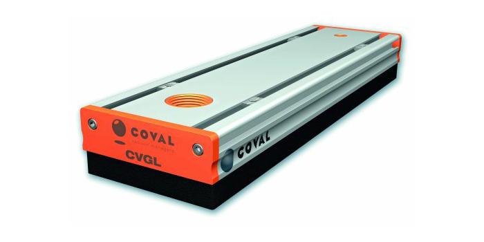 La nueva serie CVGL de COVAL: La fortaleza de un cajón de vacío ligero