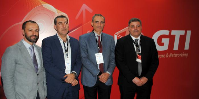 GTI reúne a los fabricantes líderes en soluciones en la nube
