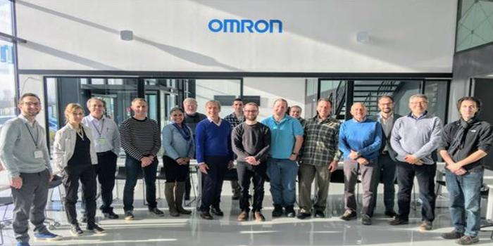 OMRON ACOGE LA CUMBRE DEL COMITÉ F45 DE ASTM INTERNATIONAL PARA DEFINIR CIERTOS ESTÁNDARES INTERNACIONALES EN EL ÁMBITO DE LA ROBÓTICA MÓVIL