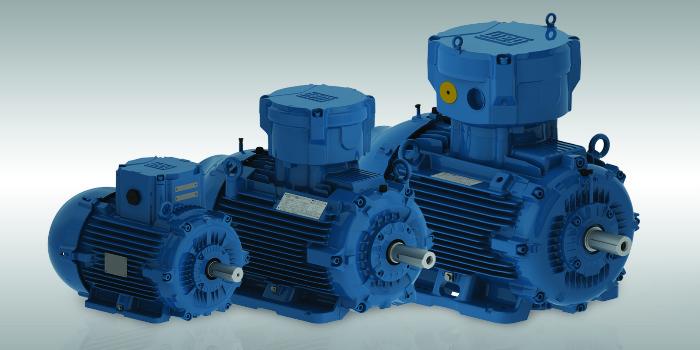 WEG refuerza su compromiso como proveedor de motores antideflagrantes