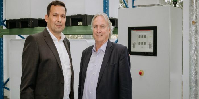 CMBlu y Schaeffler colaboran en el desarrollo y la industrialización de baterías redox de flujo orgánico como sistema de almacenamiento de energía a gran escala