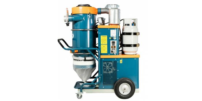 Especialista en extracción de polvo se presentará en el principal evento de fabricación del Reino Unido