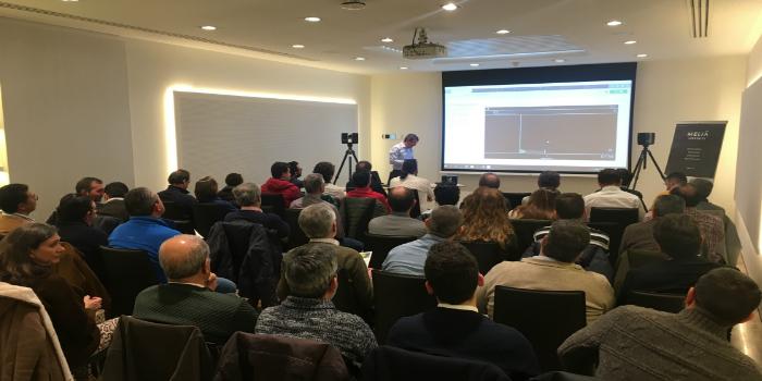 """FARO® realiza su primera jornada técnica """"Aplicaciones Laser Scanning para BIM, Arquitectura y Construcción"""" en Sevilla"""